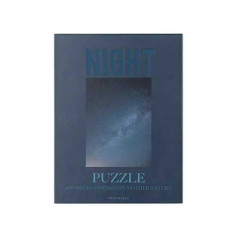Puzzle 500 pièces Night