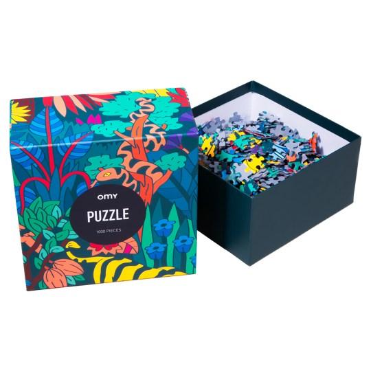 Puzzle Tropical 1000 pièce