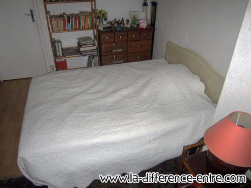 Quelle est la difference entre chambre et suite