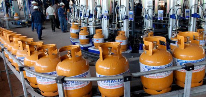 Gas bolivia GLP