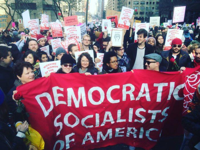 Socialistas Estados Unidos