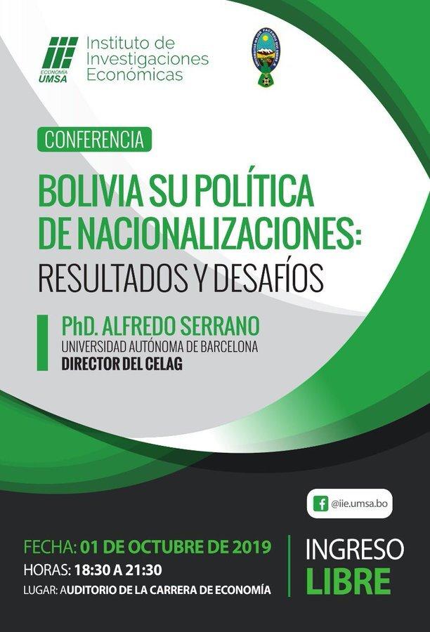 CELAG-Bolivia