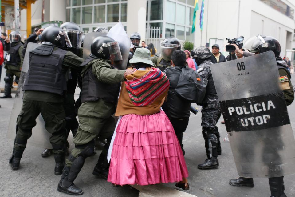 Bolivia hoy