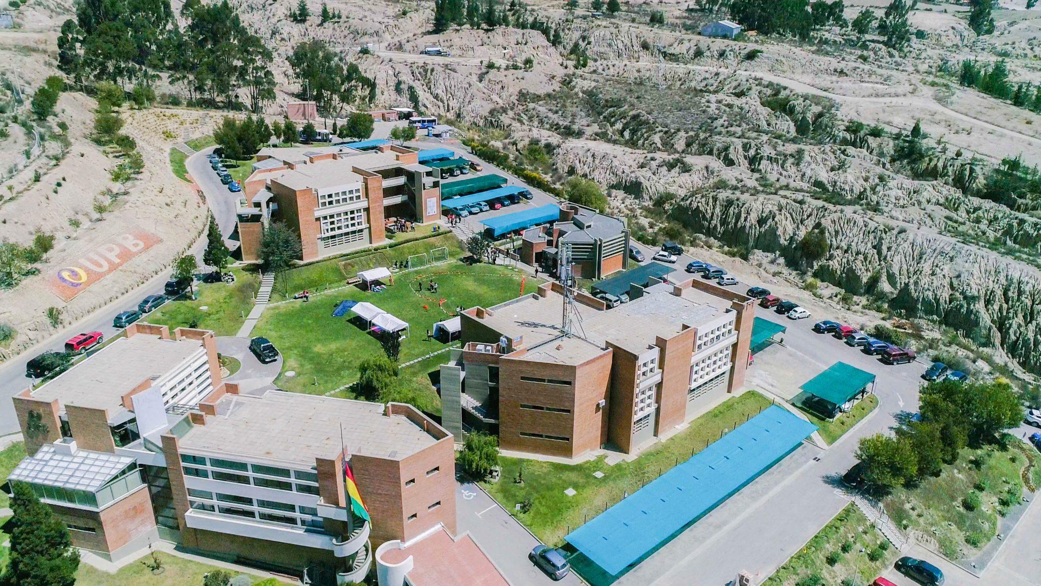 Foto UPB Campus La Paz