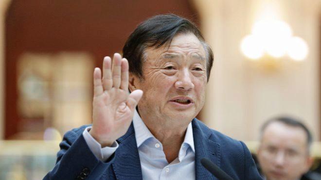 Foto 1_ Ren Zhengfei, fundador y presidente de Huawei