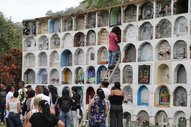 Cementerio Colombia