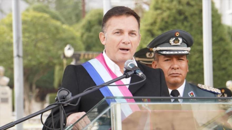 Defensa, Luis López Julio