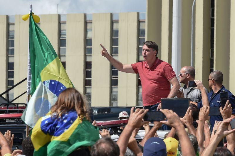 Acto Bolsonaro, Brasil