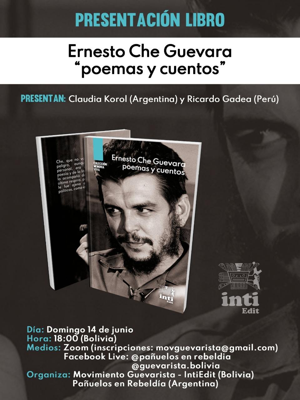 Promoción libro Che