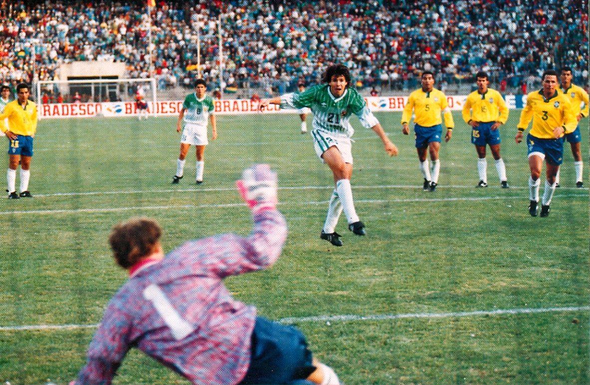 Bolivia fútbol