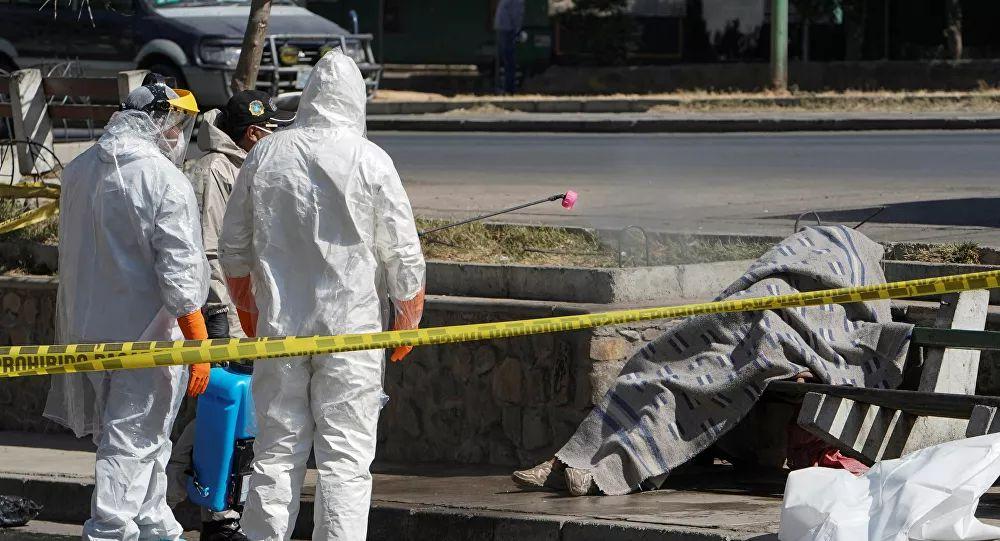 Muertes Bolivia