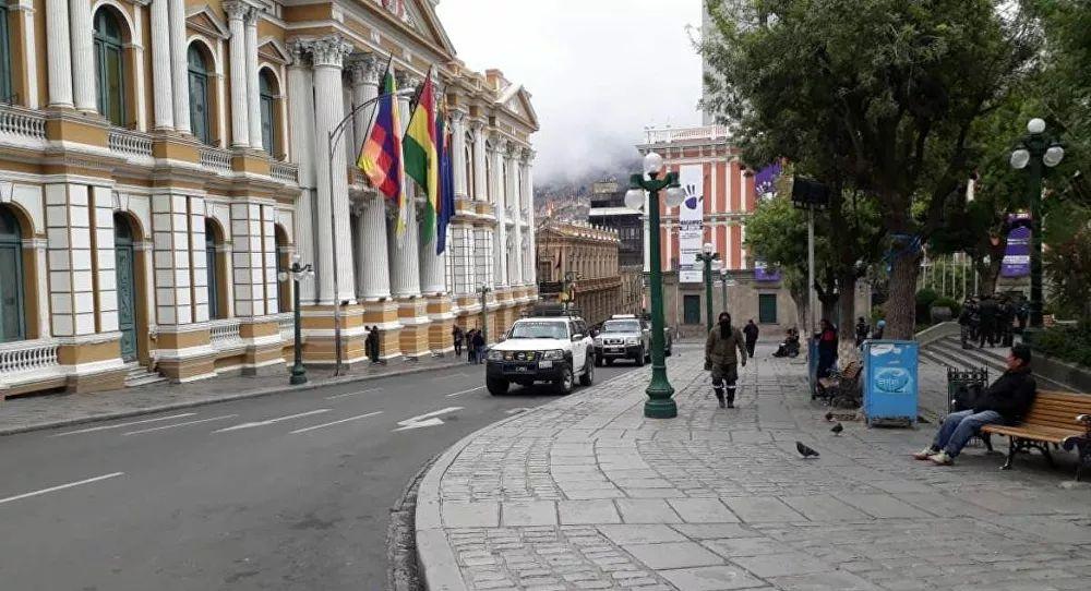 Bolivia crisis