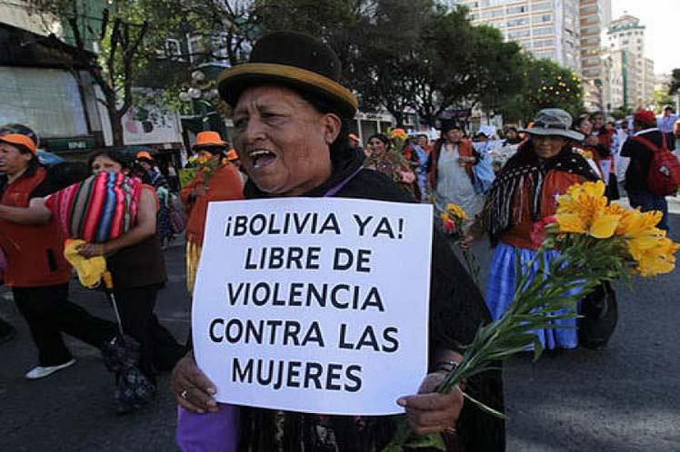 Bolivia-feminicidios