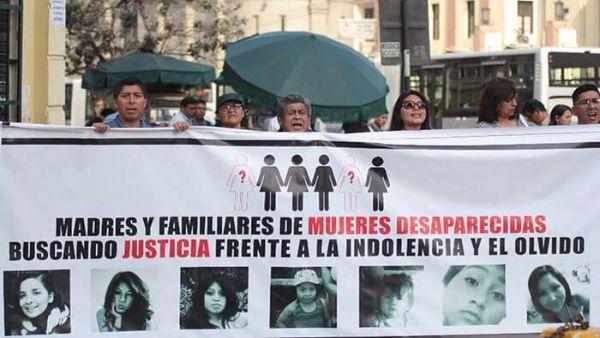 Desaparecidos Perú