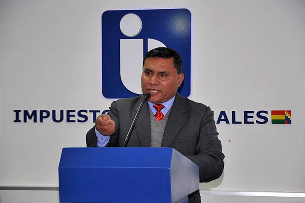 Impuestos Internos, Mario Cazón