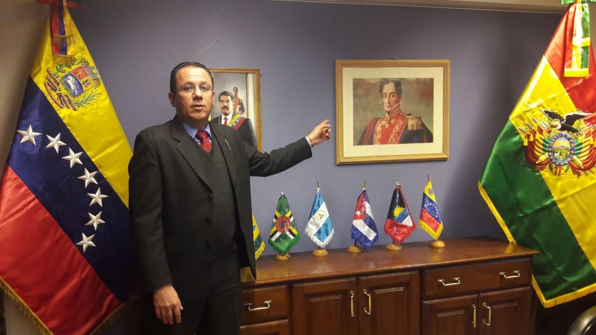 Alexander Yanez