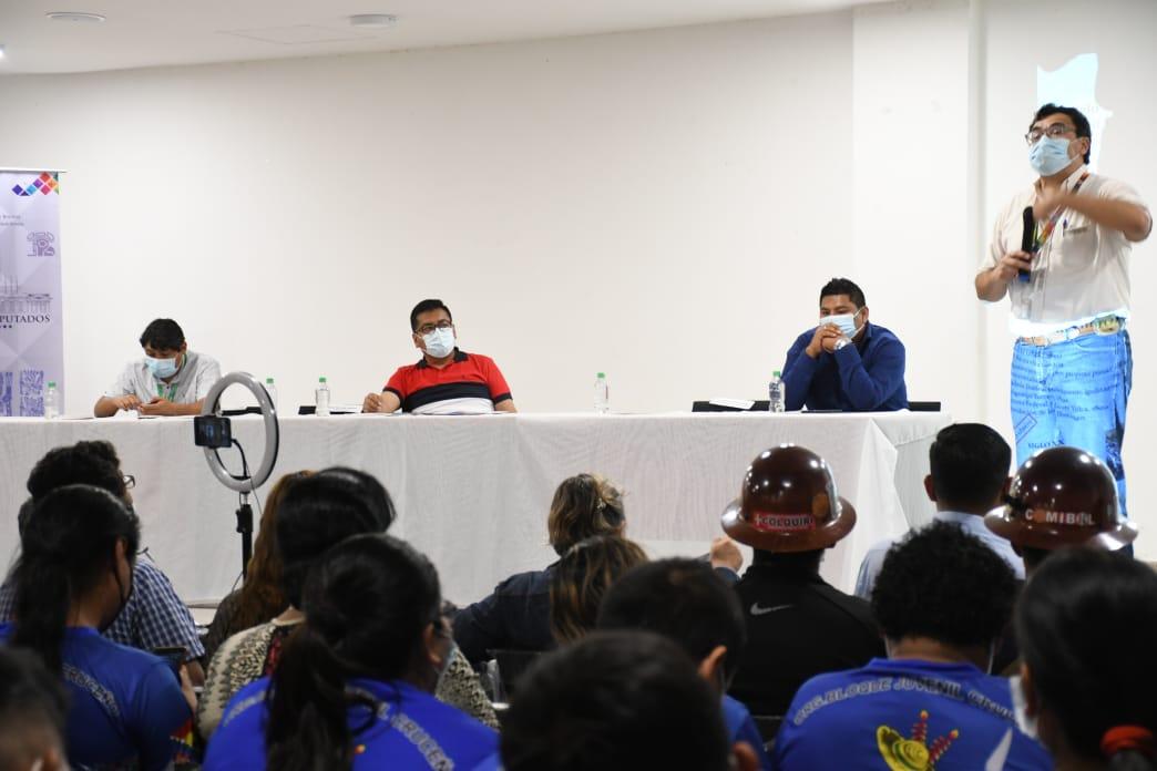 Cámara de Diputados de Bolivia