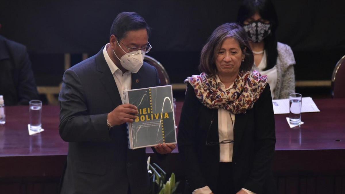 Bolivia informe