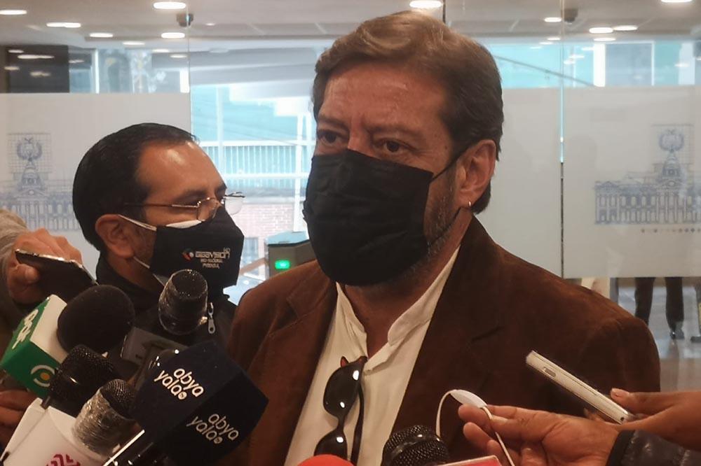 Presidente de Parlamento Andino