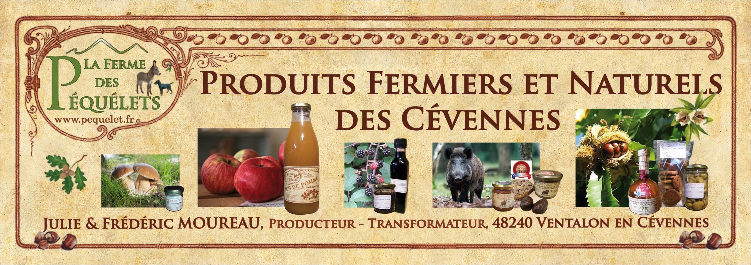 Produit Fermier et Naturels des Cévennes