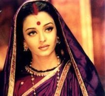 Aishwarya Rai_sindoor_ film Devdas