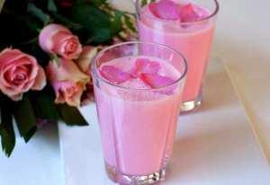 rose-lassi