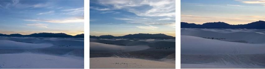 usa nouveau mexique desert sable