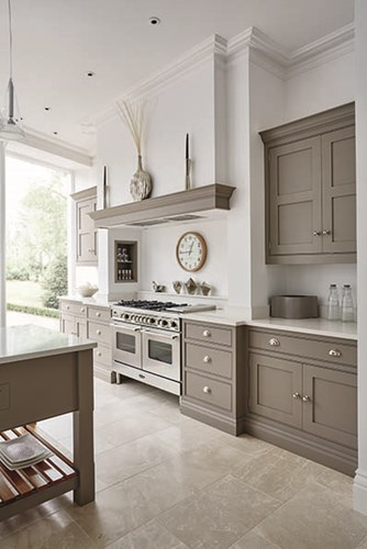 Tom howley hand painted kitchens for Perfect kitchen harrogate