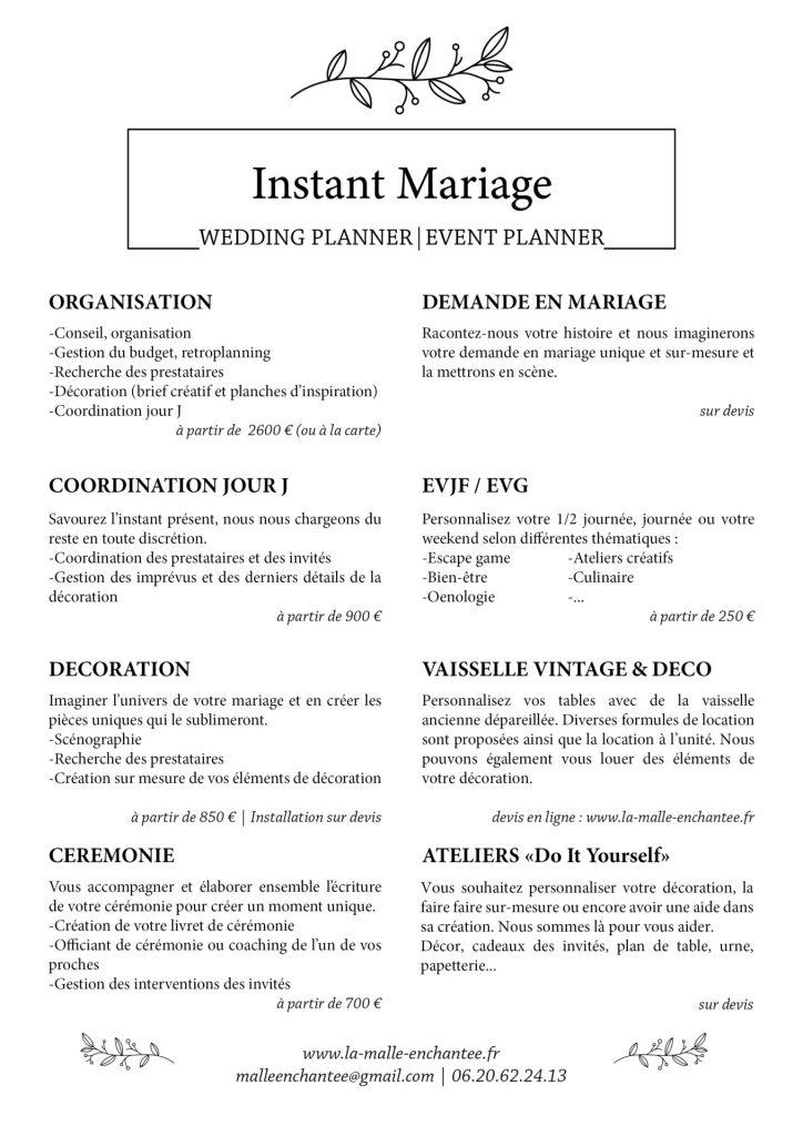 prestation mariage wedding planner wedding designer organisation d'événements lisieux calvados normandie