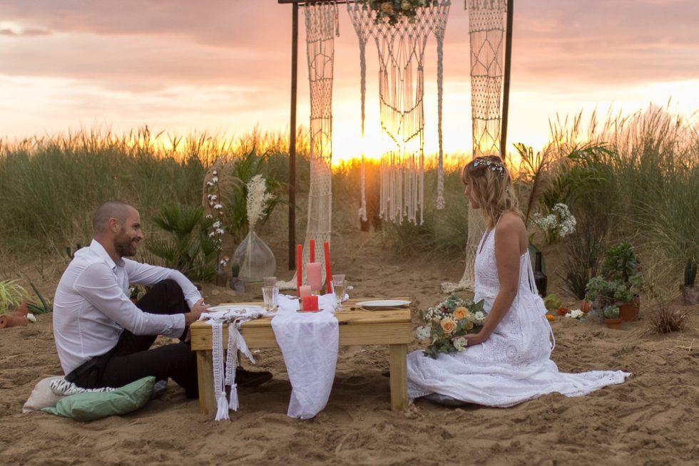 wedding planner normandie La Malle Enchantée