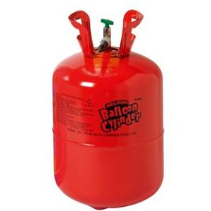 helium balloon canister 12