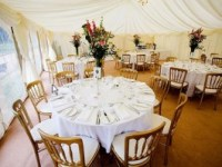 enclosed wedding venue