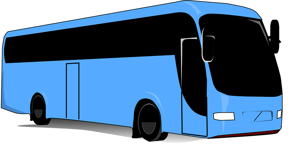 a rental party bus