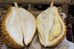 végétarien-durian