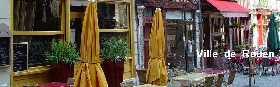 Rouen, Capitale haute-normandie