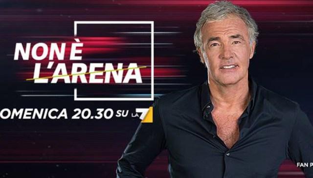 Anticipazioni per Non è l'Arena di Giletti del 23 febbraio 2020 ...