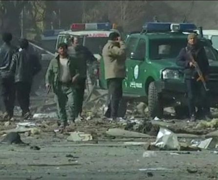 Kabul: attentato dell'Isis all'Accademia militare