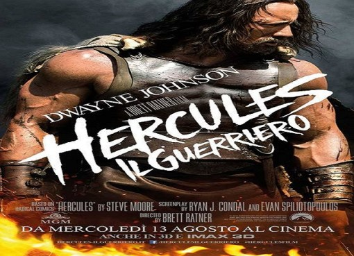 film Hercules il guerriero