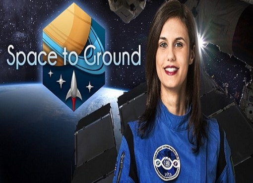 space to ground
