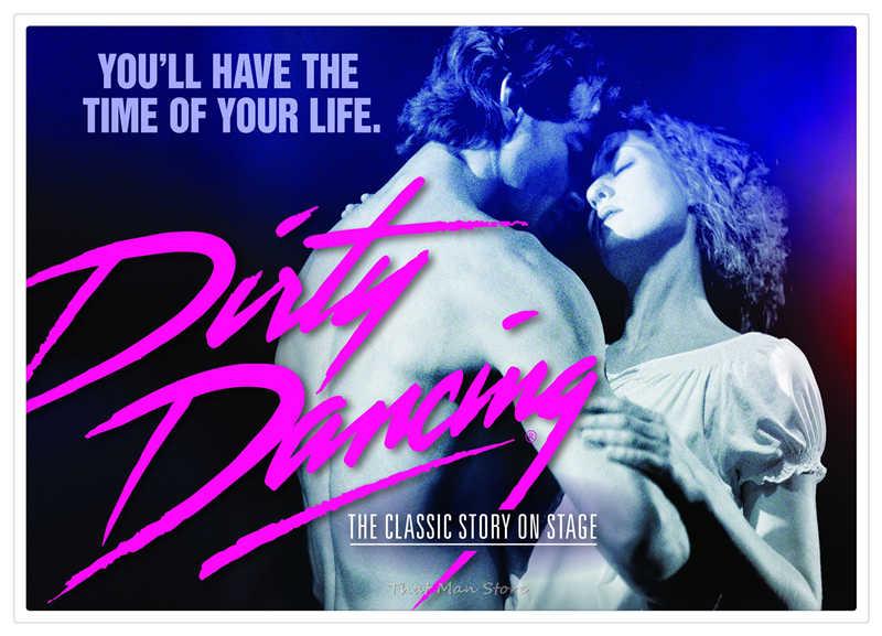 FILM ROMANTICO DIRTY DANCING