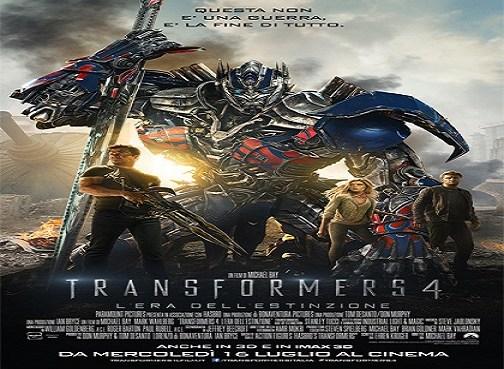 FILM TRANFORMERS 4