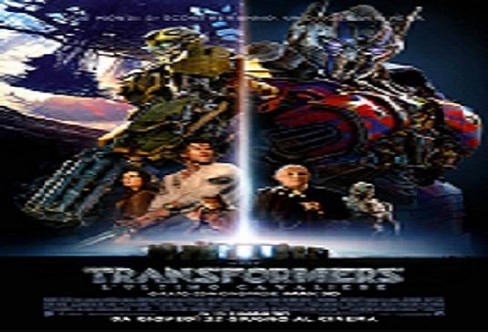 film transformers l'ultimo cavaliere