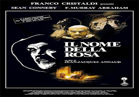 FILM IL NOME DELLA ROSA