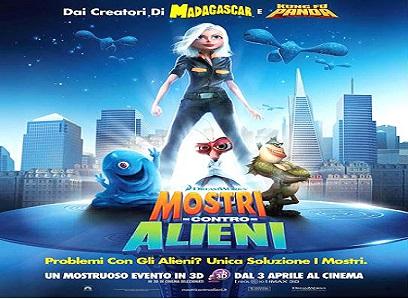 FILM MOSTRI CONTRO ALIENI