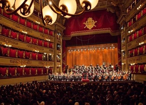 orchestra rai alla scala
