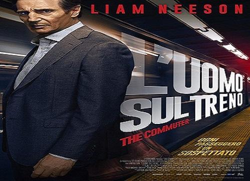 FILM L'UOMO SUL TRENO