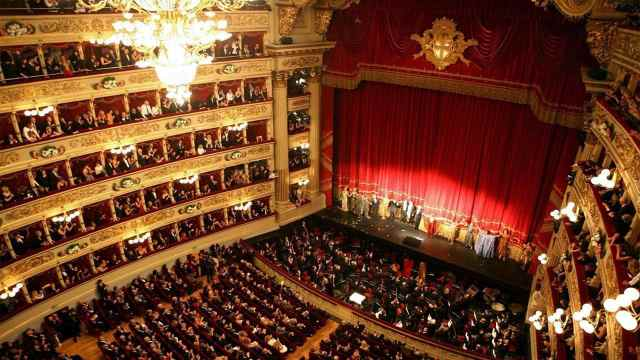 """La Scala in onda tutte le mattine di aprile"""" alle 10 su RAI 5"""
