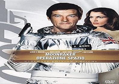 film agente 007 moonraker