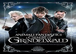 film animali fantastici i crimini di grindelwald