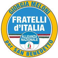 fratelli d'italia san benedetto